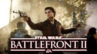 Star Wars Battlefront 2 Han Solo Season DLC Part 2 Release Info! Hero Cost, Emotes & Victory Poses!