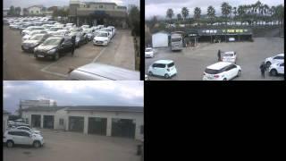 제주스타렌터카 CCTV 실시간 화면