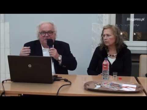 Kosmos dla Polski. Spotkanie z prof. Włodzimierzem Lewandowskim - 22.12.2014