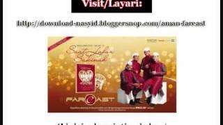 Nasyid oleh Fareast - Aman