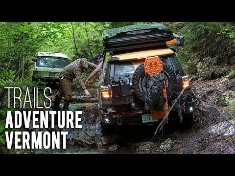 S4E3: Adventure Vermont. Trails.