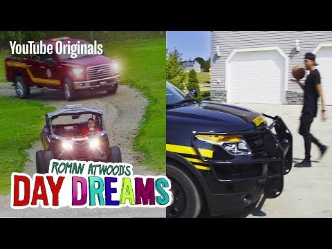 Uh Oh, They Are Here Again!! - Roman Atwood's Day Dreams (Ep 5)