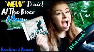 PRAY FOR THE WICKED *ALBUM* REACTION + REVIEW