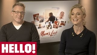 Actress Emilia Fox and director Niall Johnson on their new film Mum's List
