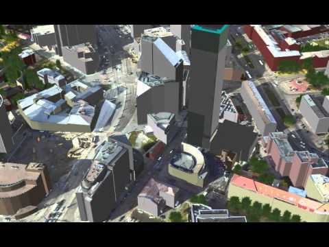 3D Tallinn city pilootprojekt (video 2)