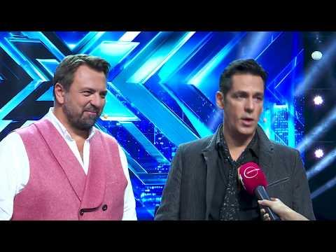 Horia Brenciu și Ștefan Bănică, încrezători în vocile acestui sezon X Factor