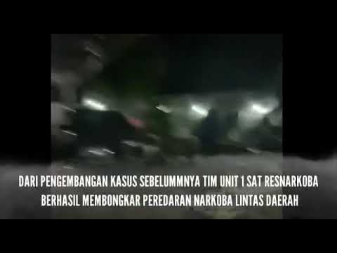 Live Operasi Khusus Satnarkoba Polrestabes Surabaya