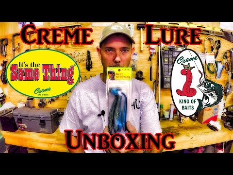 Creme Lure Unboxing