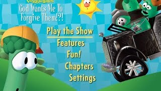 VeggieTales- God Wants Me To Forgive Them?!? Menus