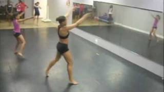 DanzHouse Lyrical Class A Note to God