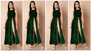 Side slit kurti design 2019 || Stylish slit kurti designs for girls - Fashion Friendly