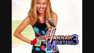 Hannah Montana - SUPER GIRL - With Lyrics (HQ)