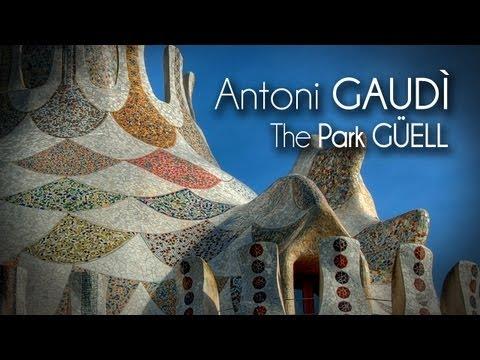 Antoni GAUDÌ - Parc GÜELL