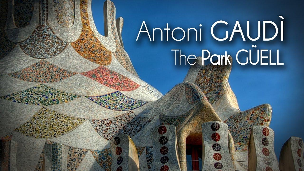 Antoni Gaudi Parc Guell
