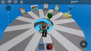 Wow my first time recording this roblox video