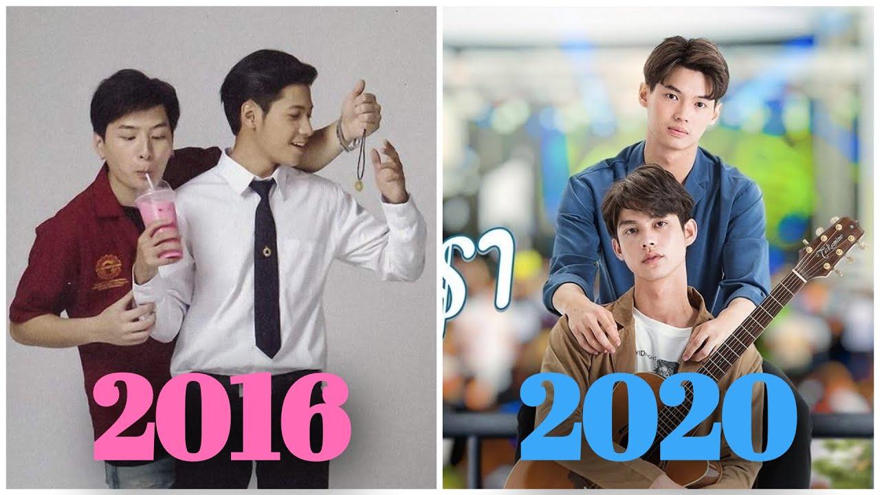 Download Top 10 Thai BL Series (2016 - 2020)