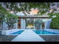 Gated Bird Street Estate Home in Los Angeles, California - Sotheby's International Realty