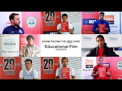 Show Racism The Red Card 2018 Educational Film Trailer