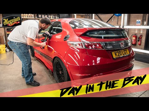 How To CORRECT And PROTECT Your Car Paint Ready For WINTER *Day In The Bay