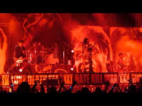 Rob Zombie - Dragula - Loudwire Music Festival in Colorado 6/28/15