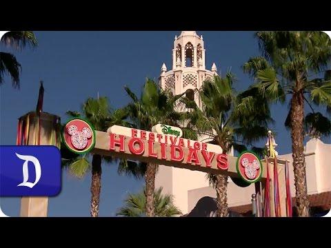 festival of holidays disney california adventure park. Black Bedroom Furniture Sets. Home Design Ideas