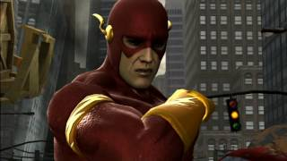 MK VS DC Story Chapter 1 - The Flash