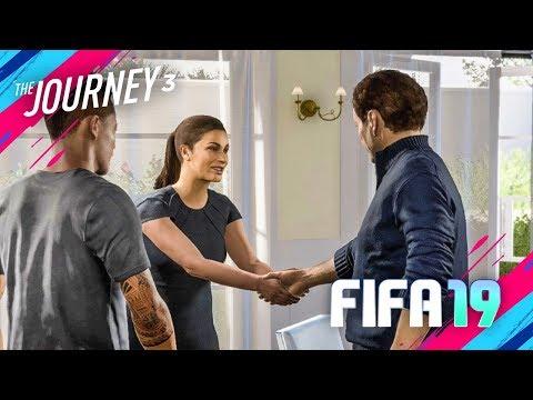 UMA MULHER MUDA TUDO! | FIFA 19 THE JOURNEY #02 DUBLADO PT-BR
