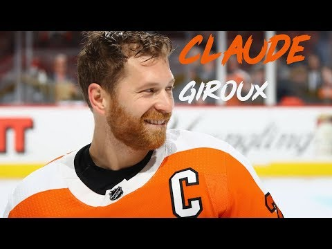 What Gear Does Claude Giroux Use?