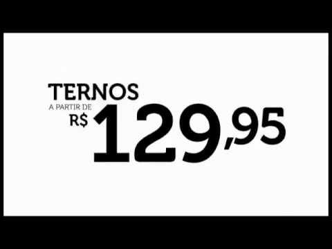 ba8f259ab2 Terno - Camisaria Colombo - YouTube