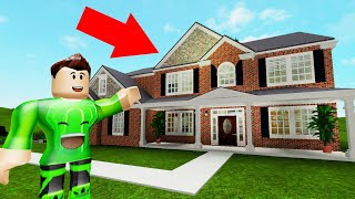 SPENDING $10,000,000 To BUILD My MANSION! (Roblox)