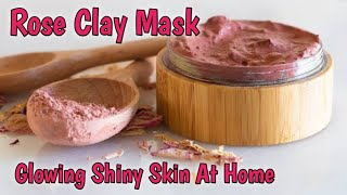 Rose Clay Face Mask | Rose Cla…
