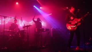 Peter Bjorn and John 'What You Talking About' Live at The Ready Room