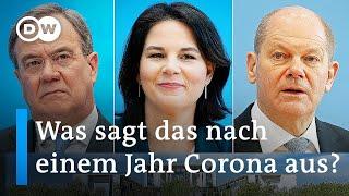 Mehrheit will Regierungswechsel in Deutschland | DW Interview