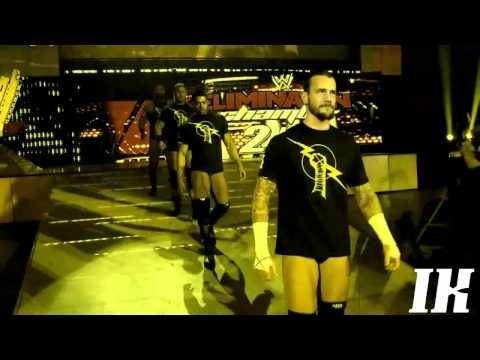 WWE  New Nexus Theme 2011 (HD)