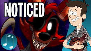"""Noticed"" - Five Nights at Freddy's song by MandoPony thumbnail"