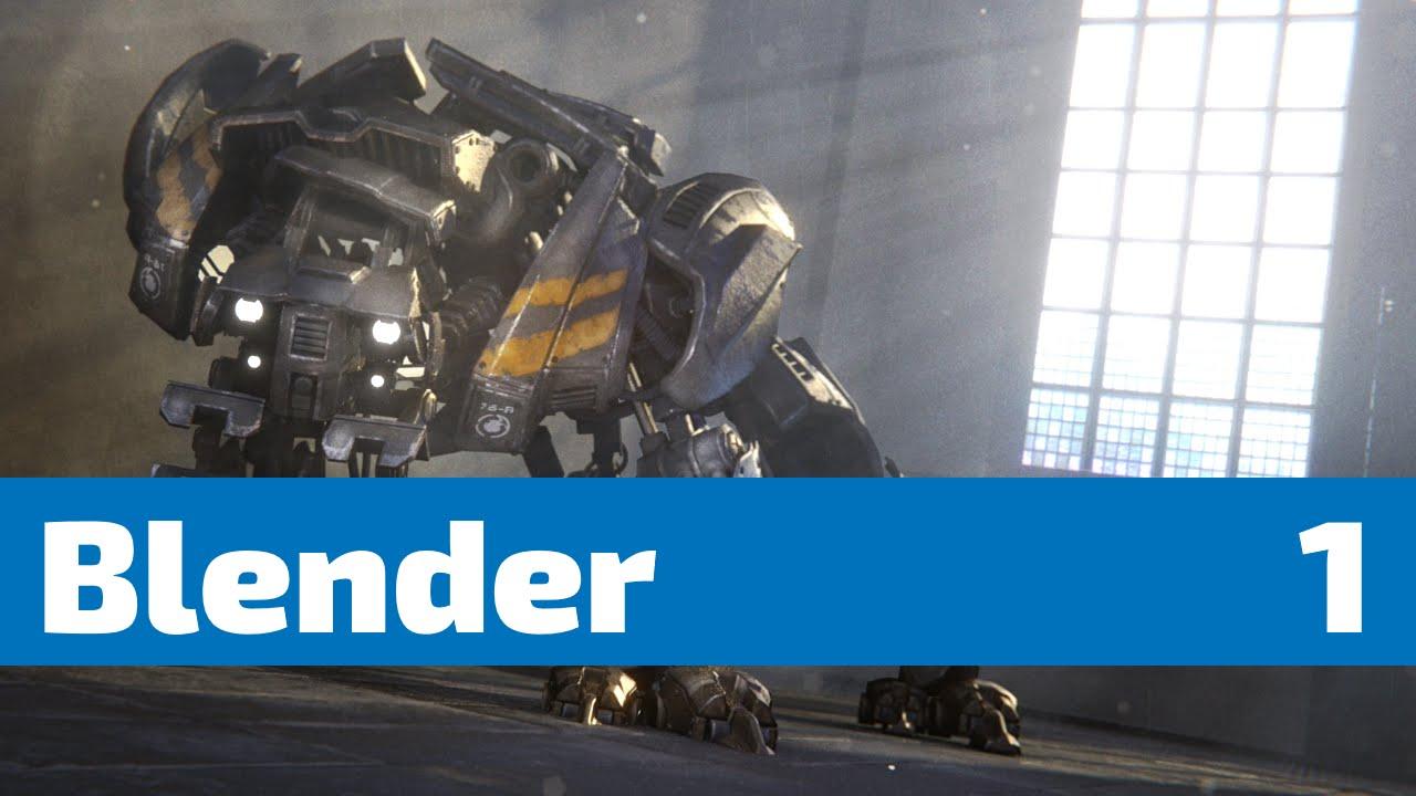 Poradnik Blender [#1] Podstawy modelowania