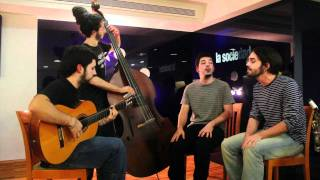 Jamones con Tacones - Mi mongola favorita (acústico)