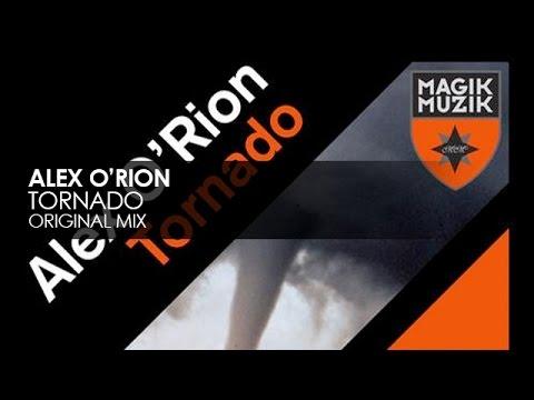 Клип Alex O'Rion - Tornado