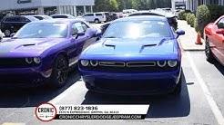 Why Buy at Cronic CDJR in Griffin GA   Chrysler Dodge Jeep Ram Dealer Griffin GA