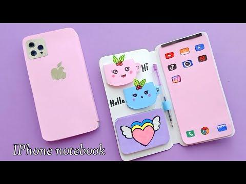 DIY Iphone 12 Pro Max Notebook Organizer