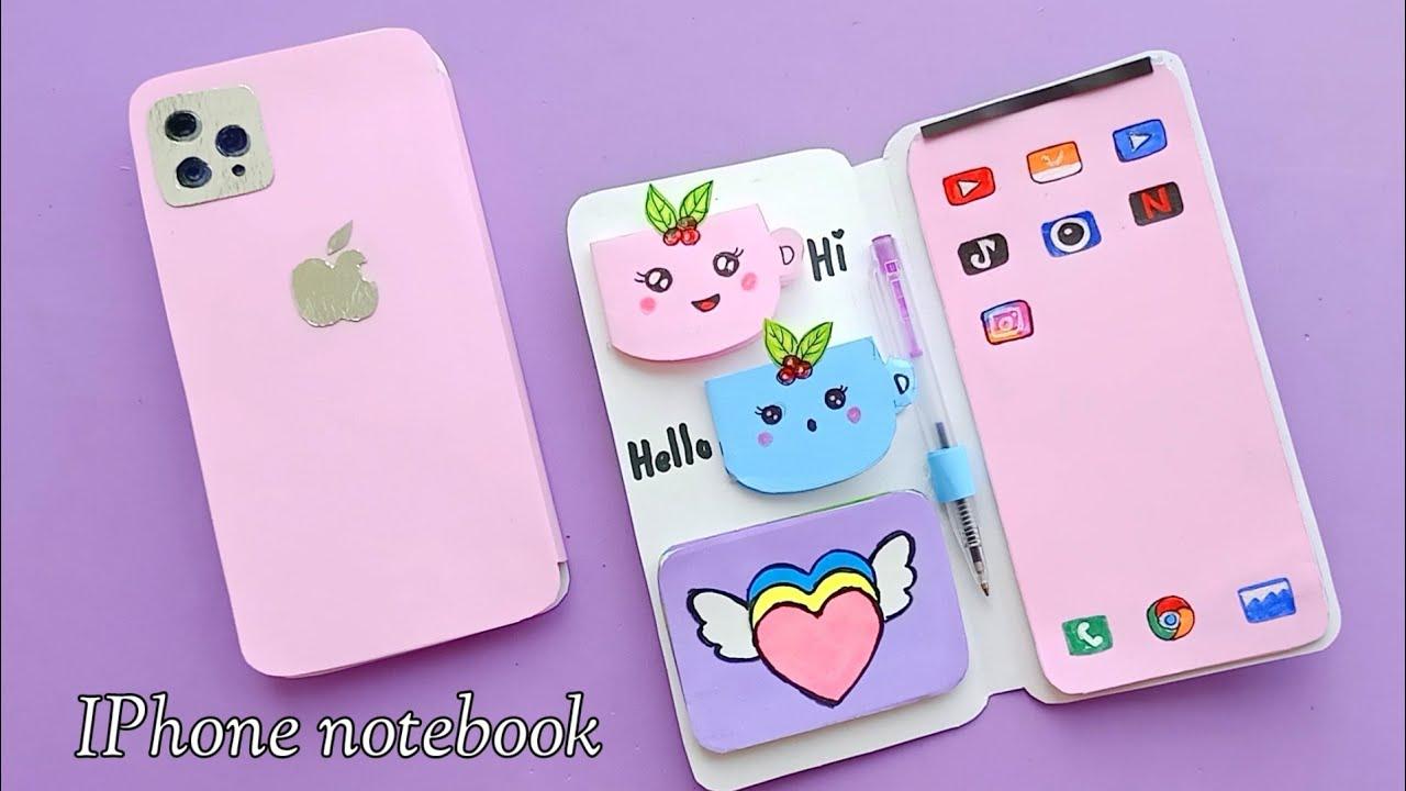 Download DIY Iphone 12 Pro Max Notebook Organizer