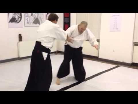 Iwama Style or Takemusu Aikido Szombathely