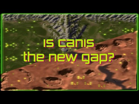 Canis: The Next Gap of Rohan? - Supreme Commander Forged Alliance