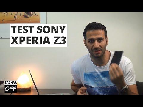 Sony Xperia Z3 - test po 8 miesiącach po zakupie - Zachar OFF