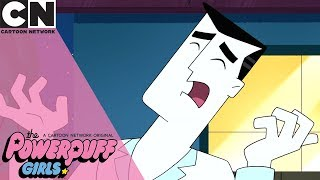 The Powerpuff Girls | What Happened to Schedule Bot | Cartoon Network
