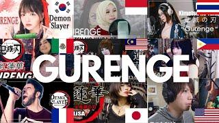 Who Sang It Better: Gurenge - Lisa (Demon Slayer / Kimetsu No Yaiba)