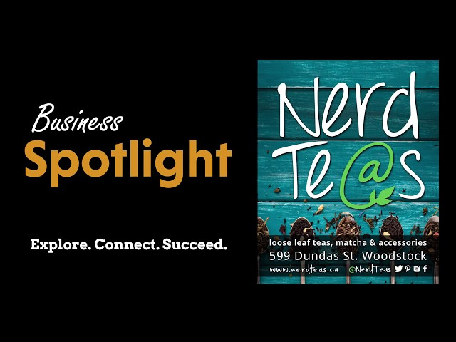 Nerd Teas - Business Spotlight