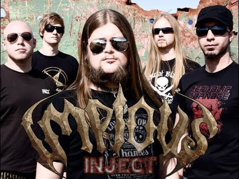 IMPIOUS - Inject [UNOFFICIAL LYRIC VIDEO] [HD]