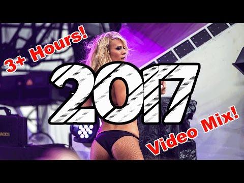 Happy New Year Mix 2017 | Hip Hop Pop & Electro / Twerk / Trap RnB Dancehall / Reggaeton