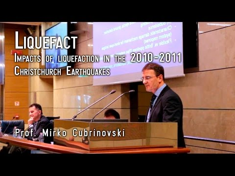 Liquefact - Impacts of liquefaction in the 2010-11 Christchurch Earthquake  [...] - Cubrinovski